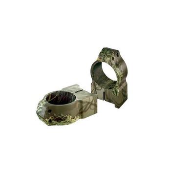 NIKON A-Series Medium Realtree MAX-1 Aluminum Scope Rings (16221)