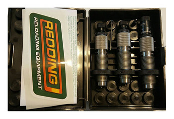 REDDING 6.5 Creedmoor Premium Series Deluxe Die Set (68446)