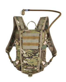 SOURCE Rider 3L Low Profile Multicam Hydration Pack (4001691503)