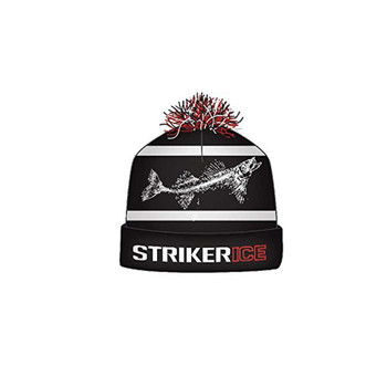 STRIKER ICE Fossil Pom Hat (504000)