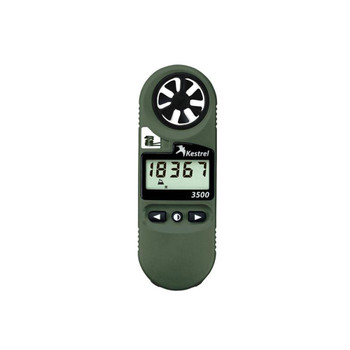 KESTREL 3500NV Series Olive Weather Meter (0835NV)