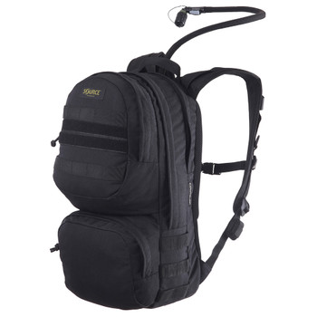 SOURCE Commander 10L/3L Black Hydration Cargo Pack (4010530103)