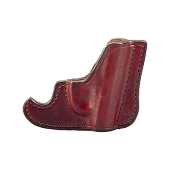 DON HUME 001 Front Pocket Style Ambidextrous S&W J Frame/ Taurus 85 Brown Holster (J100100R)