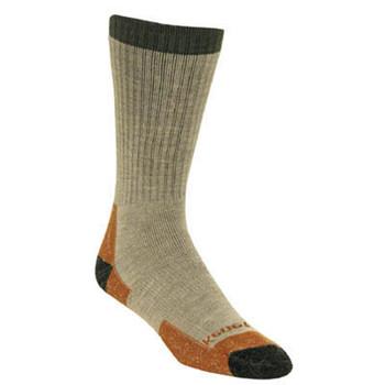 KENETREK Montana Green & Tan Socks (KE-1228)