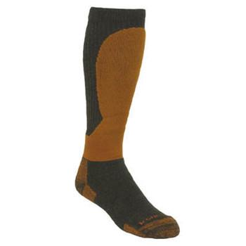 KENETREK Alaska Black & Orange Socks (KE-802)