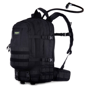 SOURCE Assault 20L Black Cargo Hydration Pack (4010430103)