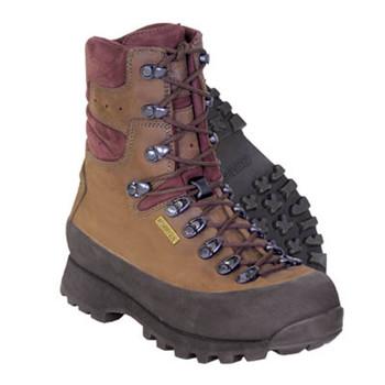 KENETREK Womens Mountain Extreme 400 Brown Boots (KE-L416-4)