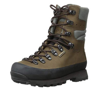 KENETREK Womens Mountain Extreme Brown Noninsulated Boots (KE-L416-NI)