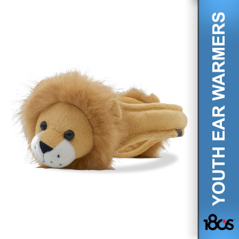 180S Youth Lion Golden Cream Ear Warmer (41505-925-01)