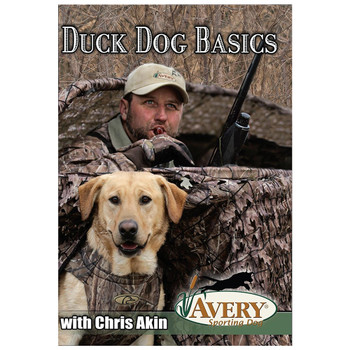 AVERY Duck Dog Basics DVD (89995)