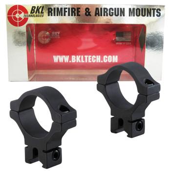 BKL Long 30mm Medium Dovetail Single Scope Ring (BKL-S-300)