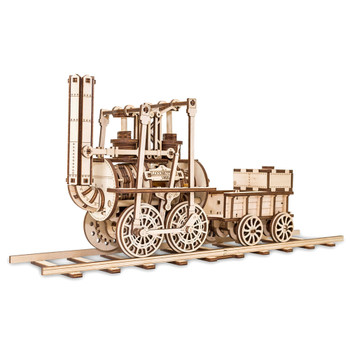 ECO WOOD ART Locomotion #1 325-Piece 3D Puzzle