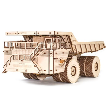 ECO WOOD ART Belaz 75710 453-Piece 3D Puzzle