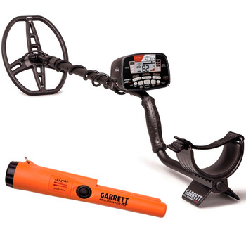 GARRETT AT Max Metal Detector Spring Special With Pro-Pointer AT Z-Lynk (1142062)