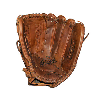 SHOELESS JOE BALLGLOVES 12 1/2in Fast Pitch Basket Weave Web Right Hand Throw Glove (1250FPBWR)