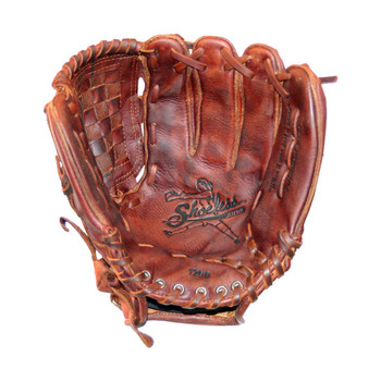 SHOELESS JOE BALLGLOVES 12in Fast Pitch Basket Weave Web Right Hand Throw Glove (1200FPBWR)