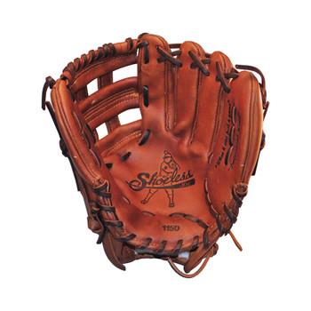 SHOELESS JOE BALLGLOVES 11 1/2in H Web Left Hand/Right Hand Throw Glove (1150HW)