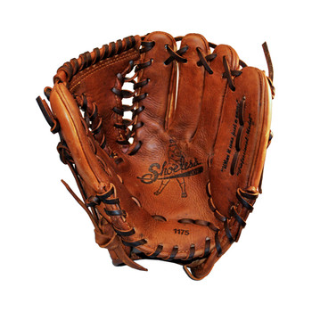 SHOELESS JOE BALLGLOVES 11 3/4in Tennessee Trapper Left Hand/Right Hand Throw Glove (1175TT)