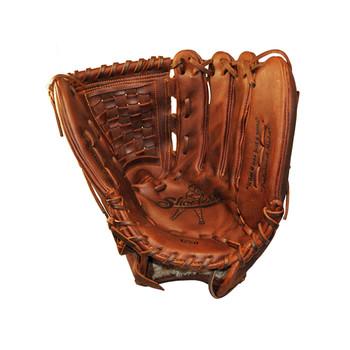 SHOELESS JOE BALLGLOVES 12 1/2in Basket Weave Web Left Hand/Right Hand Throw Glove (1250BW)