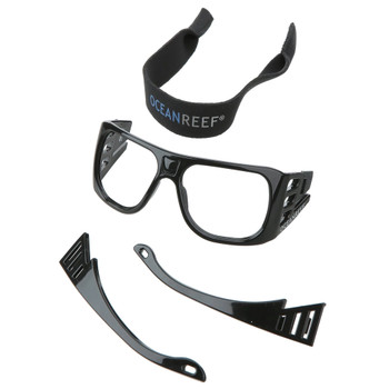 OCEAN REEF Optical Lens Support 2.0, Black (OR033304)