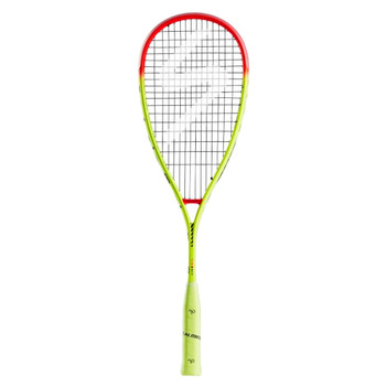 SALMING Grit PowerLite Fluo Yellow/Flame Red Racket (1299111-1905)