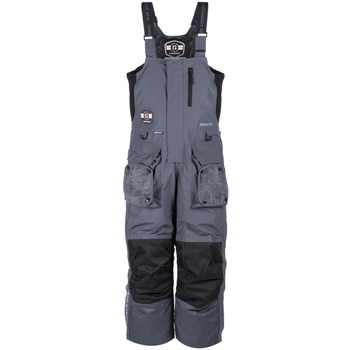 STRIKER ICE Predator Gray Bib (215252-PAR)