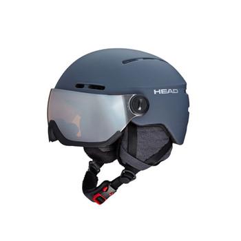 HEAD Knight Pro Anthracite Skiing Helmet (324028)