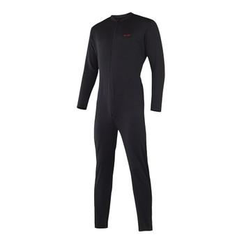 TERRAMAR Military Fleece Black Unionsuit (W8711-026)