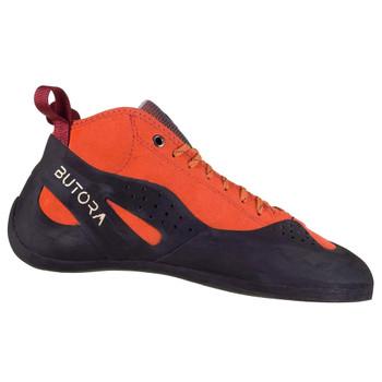 BUTORA Unisex Mantra Orange Tight Fit Climbing Shoe (MANT-OR-TF-UNI)