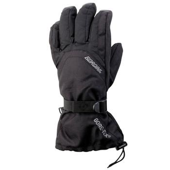 GORDINI Mens Gore-Tex Gauntlet Black Glove (4G1029-BLK)