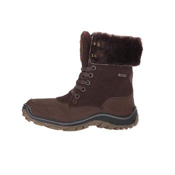PAJAR Womens Abbie Dark Brown Boot (57946-201)