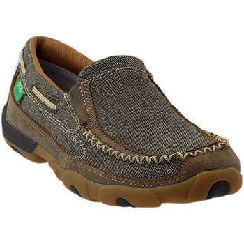 TWISTED X Womens ECO TWX Slip-on Driving Dust Moccasins (WDMS009)