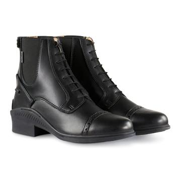 HORZE Kilkenny Deep Black Jodhpur Boots (38067-BL)
