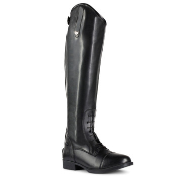 HORZE Rover Field Tall Black Boots (39019-BL)