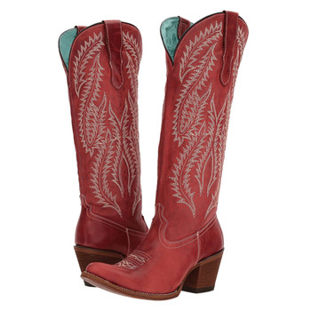 CORRAL Womens Red Rioja Boot (E1318-LD)