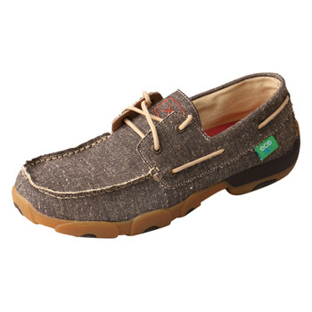 TWISTED X Mens Eco TWX Driving Dust Moccasins (MDM0064)