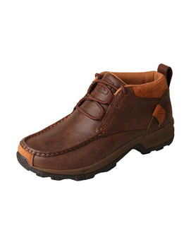 TWISTED X Womens Hiker Brown Shoe (WHK0001)