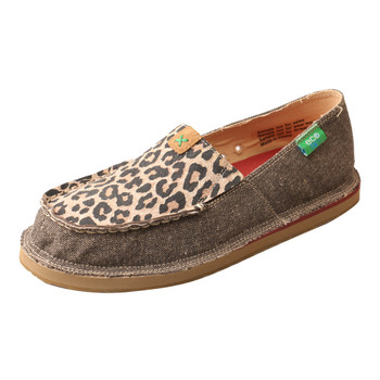 TWISTED X Womens Eco TWX Tan Casual Loafer (WCL0001)