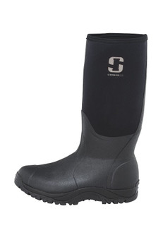 STRIKER ICE Black Boot (314502-PAR)