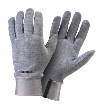 STRIKER ICE Liner Gray Glove (40805)