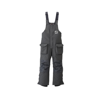 STRIKER ICE Youth Predator Gray Bib (235252-PAR)