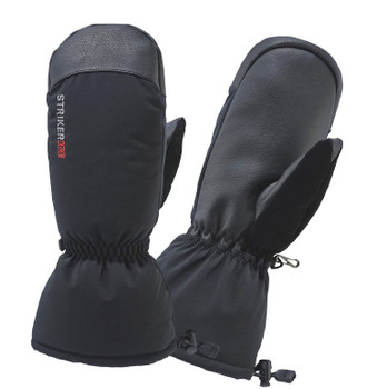 STRIKER ICE Tundra Black Mitt (40520)