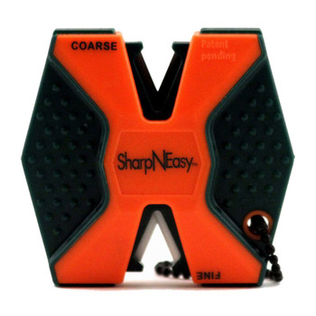 ACCUSHARP SharpNEasy Two Step Orange Knife Sharpener (336C)