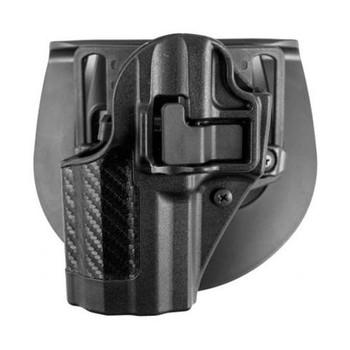 BLACKHAWK Serpa CQC H&K P30 Left Hand Belt Holster (410017BK-L)