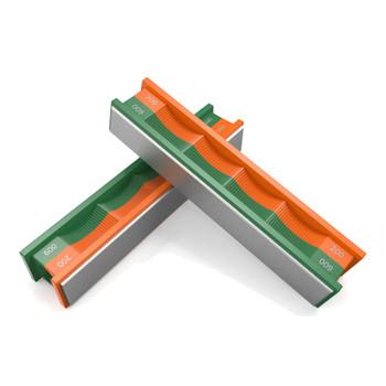 WICKED EDGE Medium Coarse 200 Grit/Fine 600 Grit Diamond Stones Pack (WE200600)