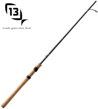 13 FISHING Omen Green 2 Spinning Rod