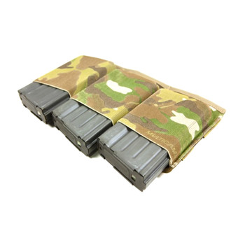 BLUE FORCE Ten-Speed Triple 308 Multicam Mag Pouch (HW-TSP-SR25-3-MC)