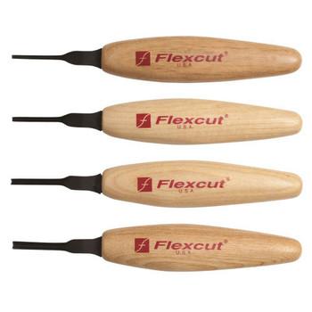 FLEXCUT 60 deg Parting Micro Tool Set (MT700)