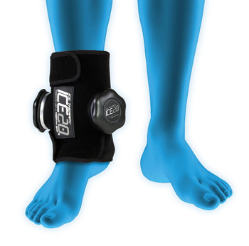 BOWNET ICE20 Double Ankle Ice Compression Wrap (ICE-Dbl-Ankle)