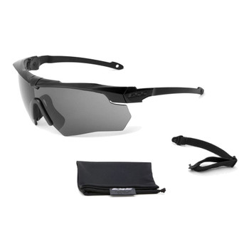 ESS Crossbow Surpressor One Gray Glasses (EE9007-03)